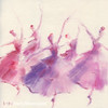 Nutcracker Ballet Waltz of the Flowers - Beverly Brown Prints