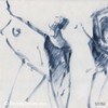 Ballet Sketch Arm Reaching Out - Beverly Brown Prints