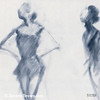 Ballet Sketch Hands on Hips - Beverly Brown Prints