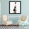 Vintage Style Fashion Art for the Foyer - Beverly Brown Art Prints