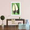 Vintage Shoe Art for the Office - Beverly Brown Art Prints