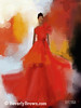 Ipad Fashion Illustration - NY Fashion Week Christian Siriano