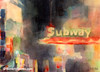 42nd Street Subway New York City Art - Beverly Brown Art Prints
