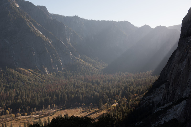 Layers of Yosemite, 2017