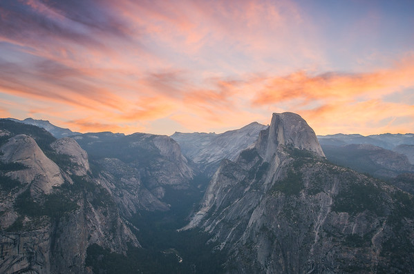 Glacier Point Sunrise, 2017