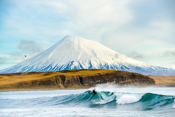 Aleutian Islands, Alaska