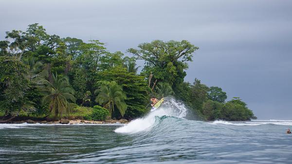 Dion Agus enjoying Panama