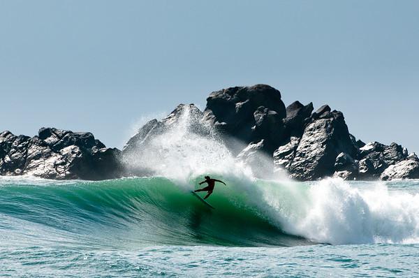 Dan Malloy Surfer Cover Japan