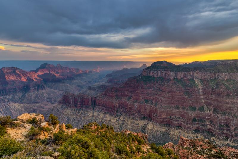 Grand Canyon National Park, Arizona (2014)