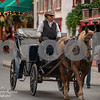 Carriage in old town Quebec