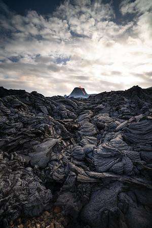 Fagradalsfjall Volcano,  Reykjanes Peninsula