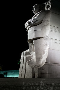 Martin Luther King Memorial - Statue