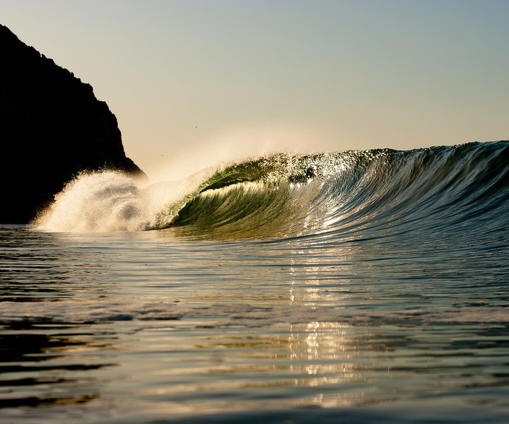 Golden Shorebreak