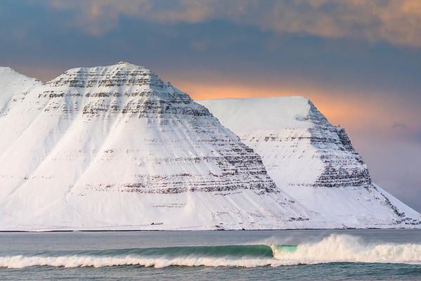Iceland Point Break