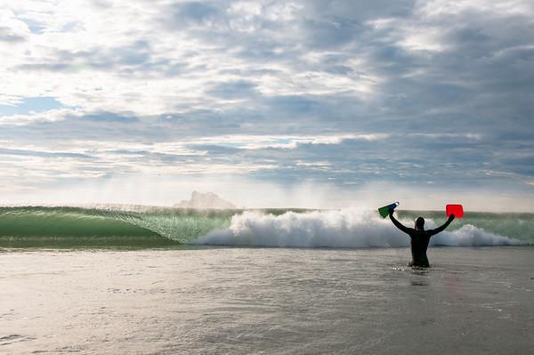Russian Plastic Tray Body Surf