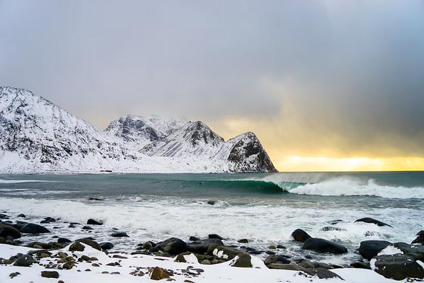 LOFOTEN ISLAND LINEUP
