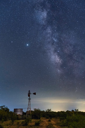 Milky Way Windmill