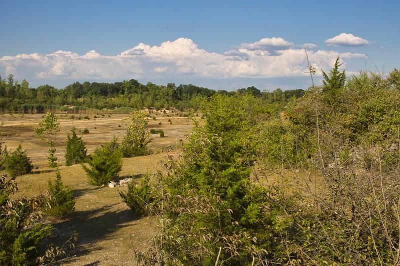 Quarry Landscape