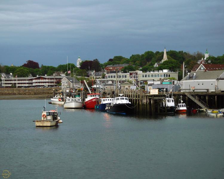 Plymouth Mass ships