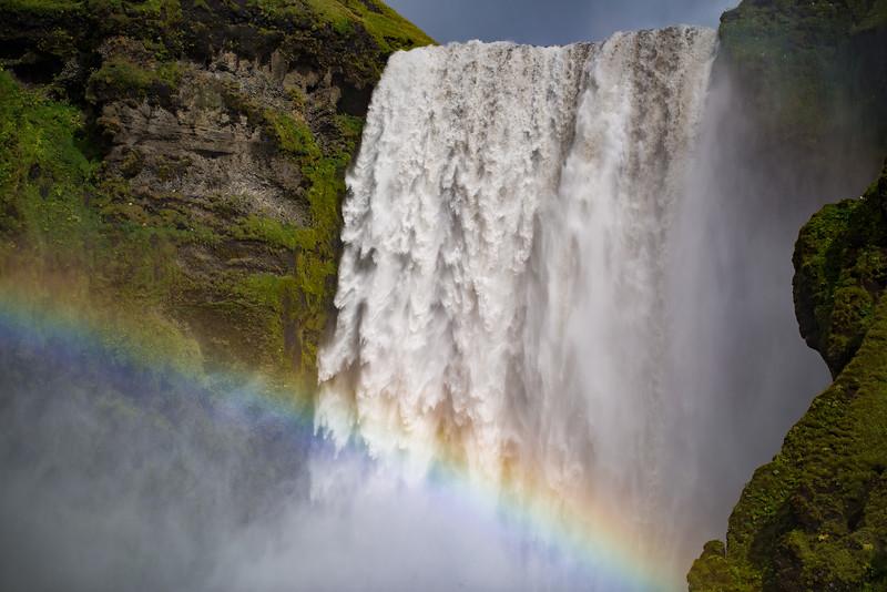Skogafoss & Rainbows