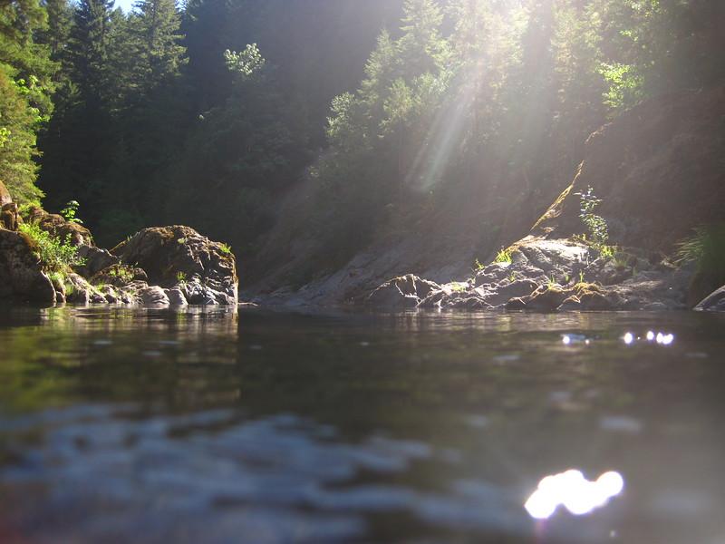 Clackamas River 2<br /> Mt Hood National Forest.