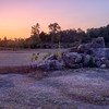 Quarry Sunset