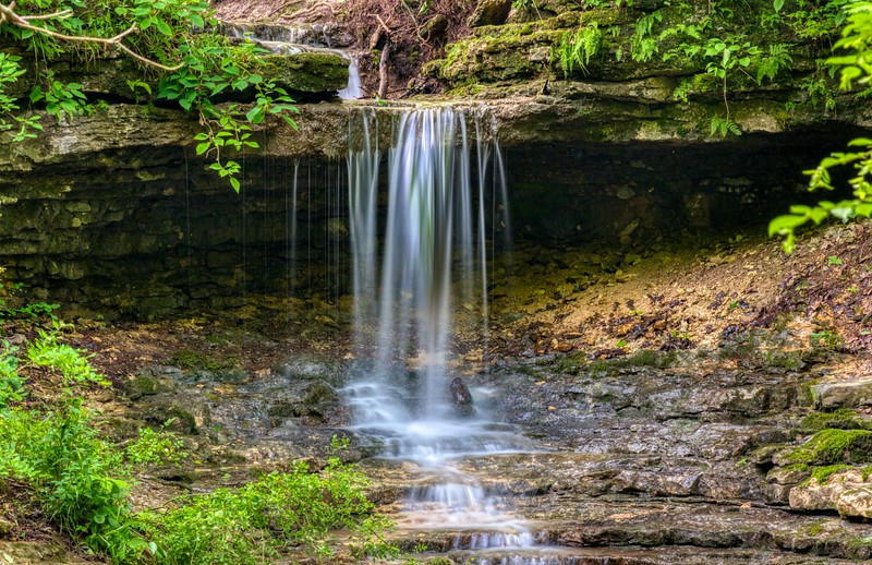 Birch Creek Waterfall