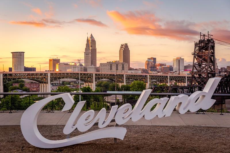 Tremont Cleveland Sign