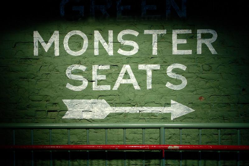 Monster Seats