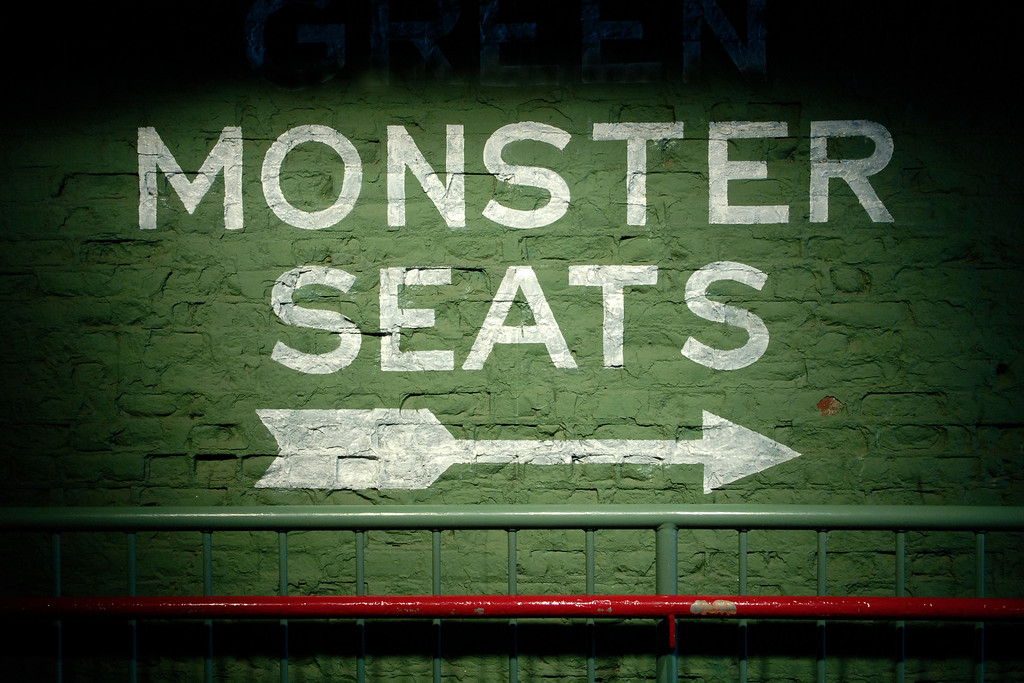 Monster Seats