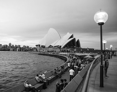 Sydney Opera House No. 1