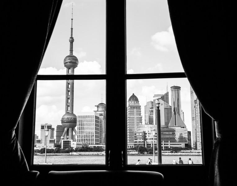 Pudong Skyline No. 3