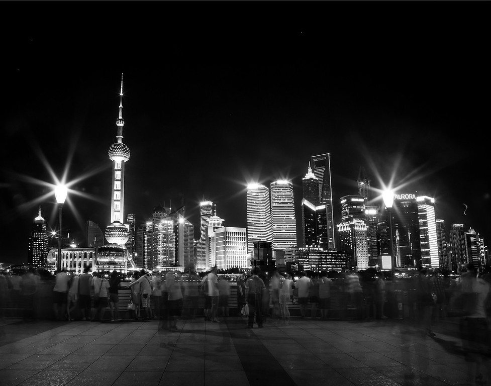 Pudong Skyline No. 1