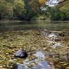 Great Miami River Autumnal Scene