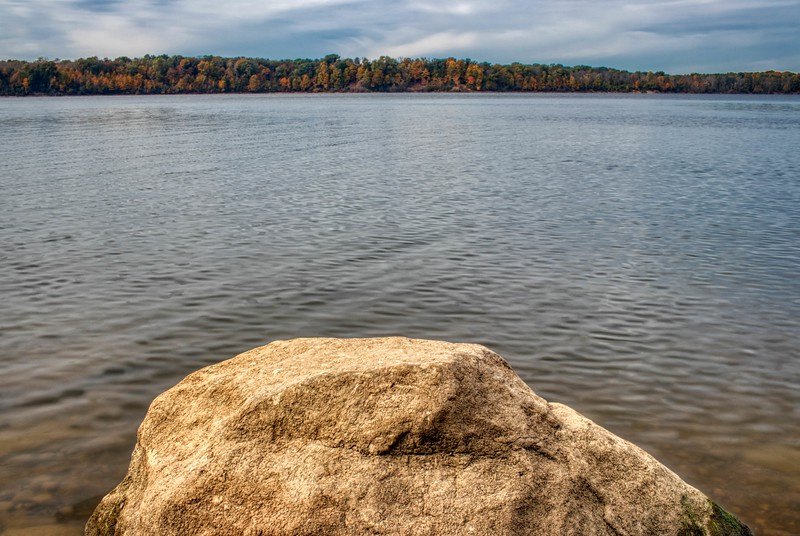 Caesar Creek Lake Landscape