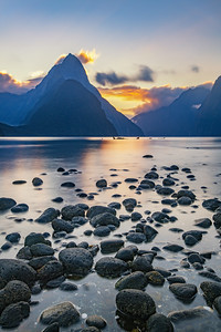 Milford Sound Rising Tide