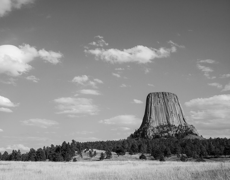 Devils Tower No. 1