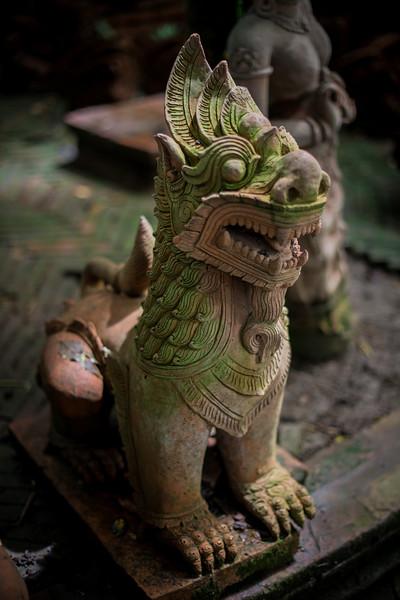 Terra Cotta Dragon