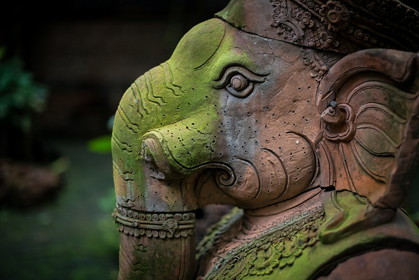 Terra Cotta Garden, Chiang Mai