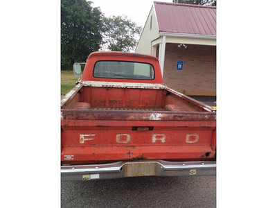 1966 Ford F100 Rat