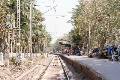 Eden Gardens Station