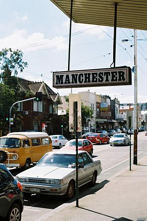 Manchester / Brunswick