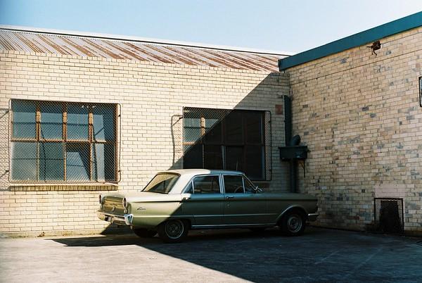 Ford Fairmont