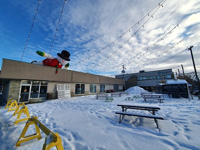 Block 50 Christmas Snowman