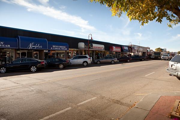 Main Street Leduc