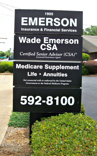 EMERSON INSURANCE & FINANCIAL SERVICES