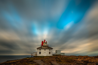 Cape Spear Lighthouse Long Exposure