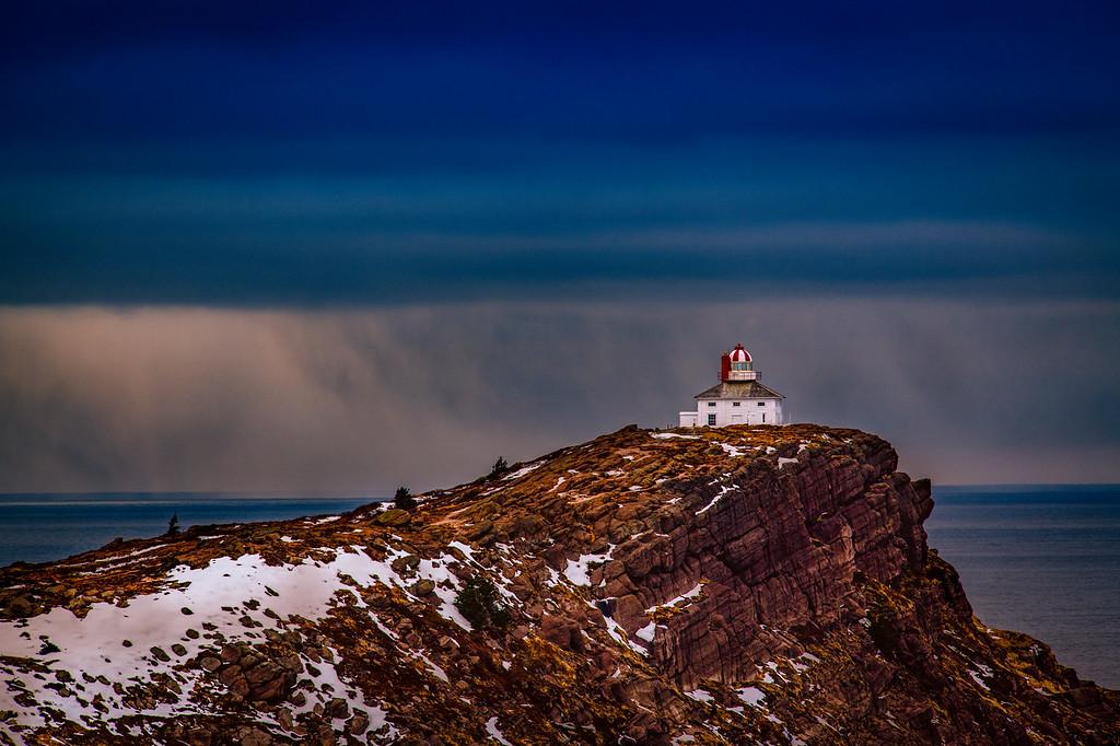 Cape Spear Lighthouse - On the Edge