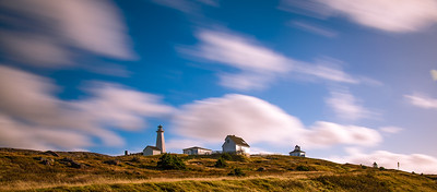 Cape Spear Lighthouse Panoramic