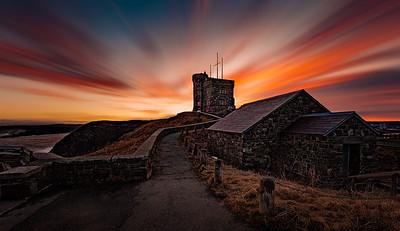 Cabot Tower, St. John's, NL